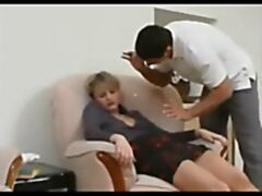 Raping hypnotized girl